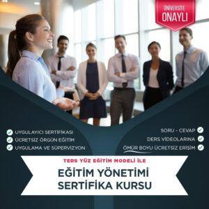 Eğitim Yönetimi Sertifika Kursu